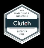 Clutch Award - Top Advertising & Marketing Agency - Jives Media