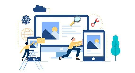Digital Marketer Website - Jives Media