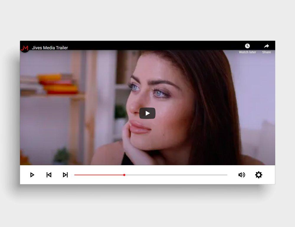 Jives Media Trailer - Jives Media
