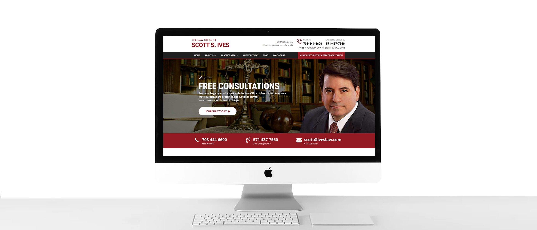 Scott S Ives consultation