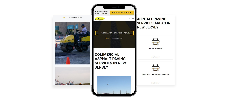 Asphalt Paving Services
