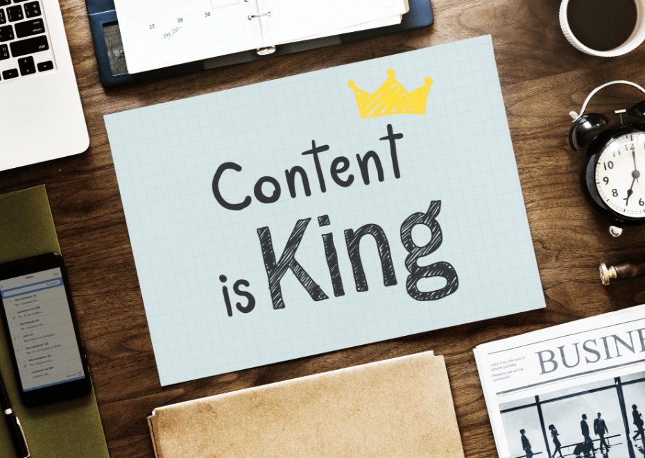 Content marketing san francisco