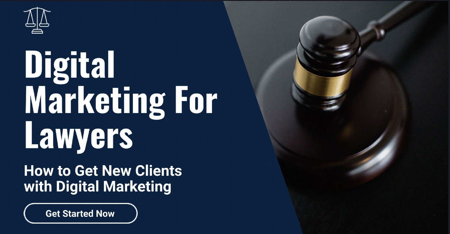 Marketing For Lawyers - How to Get New Clients with Digital Marketing